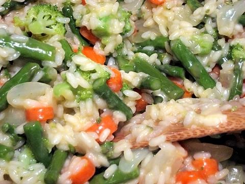 beautiful fresh veggies