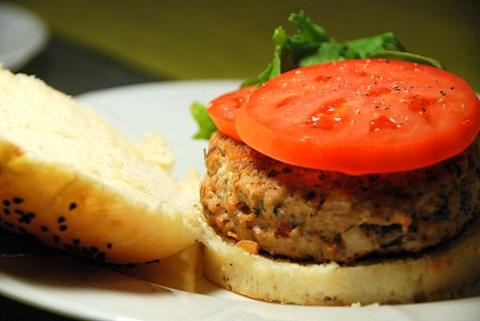 mm, burger