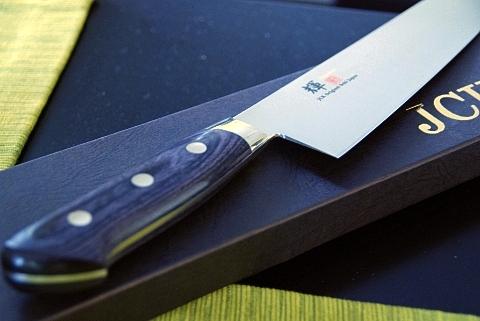JCK Kagayaki VG-10 chef's knife