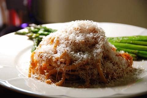pasta preparation #1