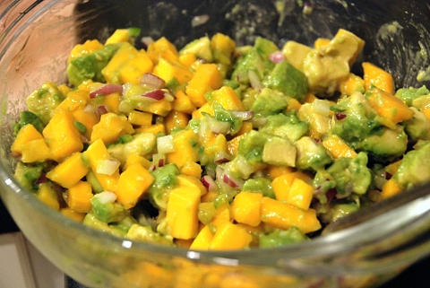 avocado and mango: a match made in heaven